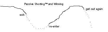 passive shorting and market timing